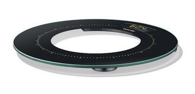 Напольные весы электронные Beurer GS 38 - вид сбоку