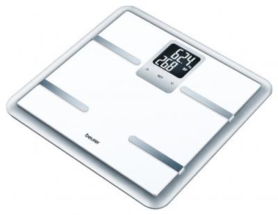 Напольные весы электронные Beurer BG 40 WH - вид сверху