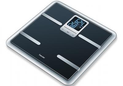 Напольные весы электронные Beurer BG 40 BK - вид сверху