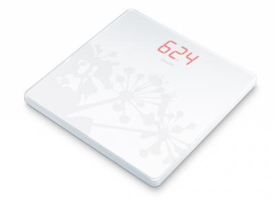 Напольные весы электронные Beurer PS 40 Magic Blossom - вид сверху