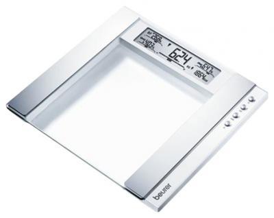 Напольные весы электронные Beurer BG 55 - вид сверху