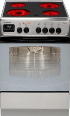Кухонная плита MasterCook KC 7234 X - общий вид