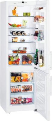 Холодильник с морозильником Liebherr CUN 4003 - общий вид