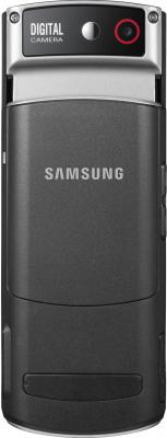 Мобильный телефон Samsung C3050 Black - вид сзади