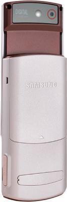Мобильный телефон Samsung C3050 Pink - вид сзади
