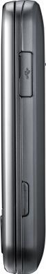 Мобильный телефон Samsung C3752 Gray (GT-C3752 MAASER) - вид сбоку
