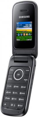 Мобильный телефон Samsung E1195 Gray - общий вид