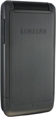 Мобильный телефон Samsung S3600 Black (GT-S3600 RKISER) - вид сзади