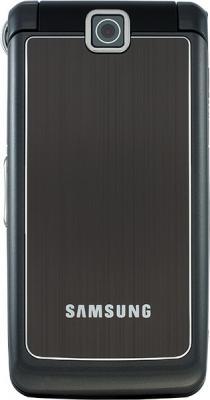 Мобильный телефон Samsung S3600 Black (GT-S3600 RKISER) - вид спереди