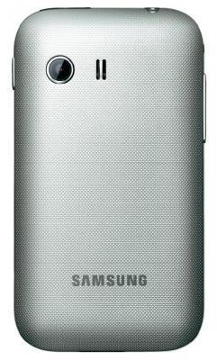 Смартфон Samsung S5360 Galaxy Y Gray (GT-S5360 MAASER) - вид сзади