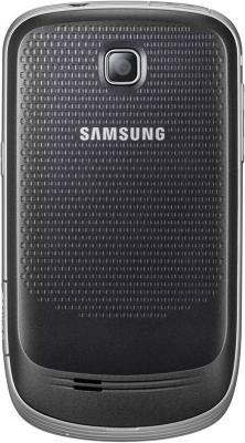 Смартфон Samsung S5570 Galaxy Mini Gray (GT-S5570 AAISER) - вид сзади