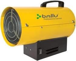 Тепловая пушка Ballu BHG-10 S - вид спереди