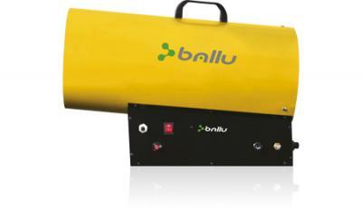 Тепловая пушка Ballu BHG-40 S - вид сбоку