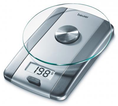 Кухонные весы Beurer KS 38 - вид сверху