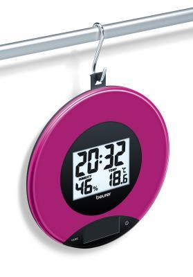 Кухонные весы Beurer KS 49 (ягода) - общий вид