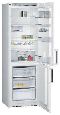 Холодильник с морозильником Siemens KG36EX35 - внутренний вид