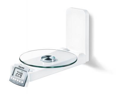 Кухонные весы Beurer KS 52 - вид сбоку