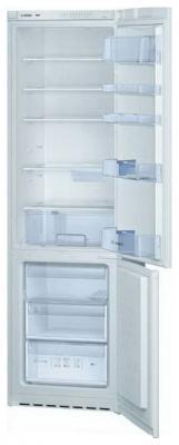 Холодильник с морозильником Bosch KGV39Y47 - внутренний вид