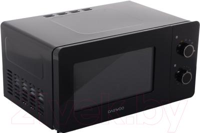 Микроволновая печь Daewoo KOR-5A17B - вид спереди