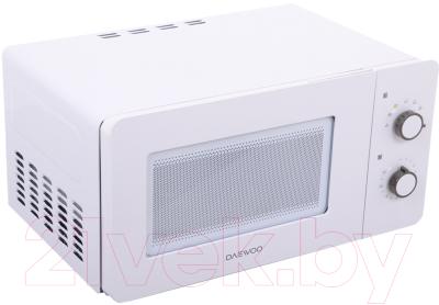 Микроволновая печь Daewoo KOR-5A17W - вид спереди