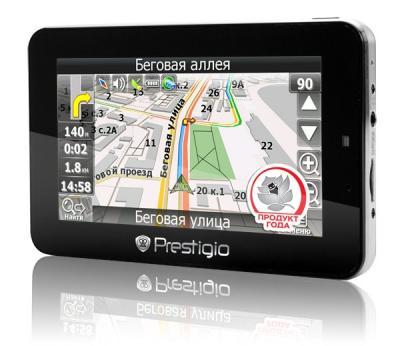 GPS навигатор Prestigio GeoVision 5700 HD - общий вид