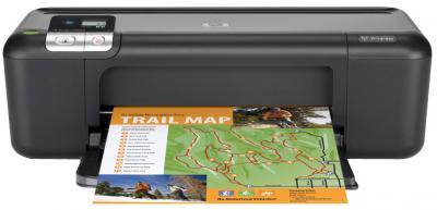 Принтер HP Deskjet D5563 (CB774C) - общий вид