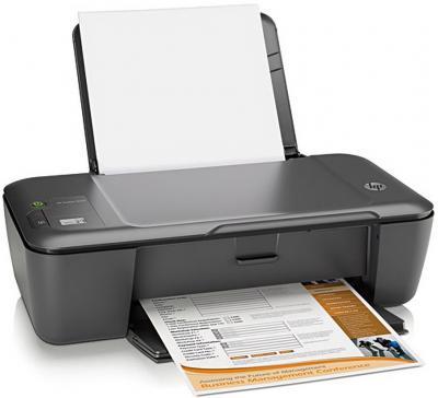 Принтер HP Deskjet 2000 J210a (CH390C) - общий вид