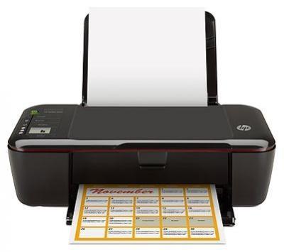 Принтер HP Deskjet 3000 (CH393C) - общий вид