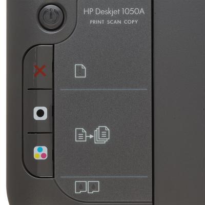МФУ HP Deskjet 1050A (CQ198C) - панель управления