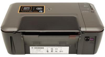 МФУ HP Deskjet 1050A (CQ198C) - вид сзади