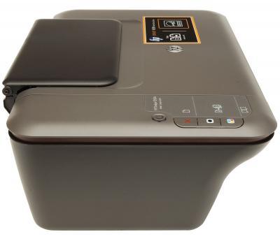 МФУ HP Deskjet 1050A (CQ198C) - вид сбоку