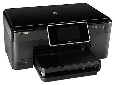 МФУ HP Photosmart Premium C310a - вид спереди