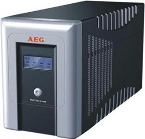 ИБП AEG Protect A. 1000 VA - общий вид