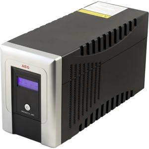 ИБП AEG Protect A. 1400 VA - общий вид