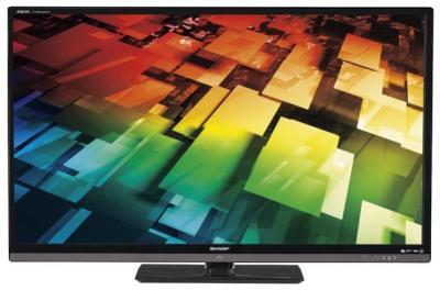 Телевизор Sharp LC-46LE830E - общий вид