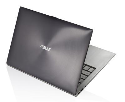 Ноутбук Asus Zenbook UX21E-KX008V (90N93A114W1511VD13AY) - сзади