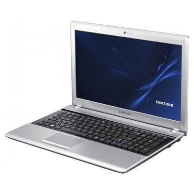 Ноутбук Samsung RV513 (NP-RV513-A01RU) - сбоку открытый