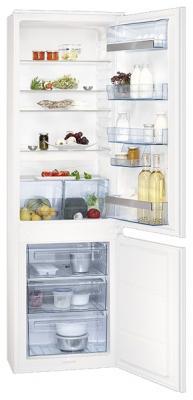 Встраиваемый холодильник AEG SCS51800S0 - внутренний вид