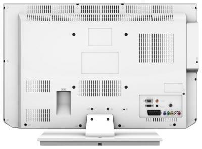 Телевизор Toshiba 42HL834 - вид сзади