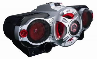 Магнитола Sony CFD-RG880 - общий вид