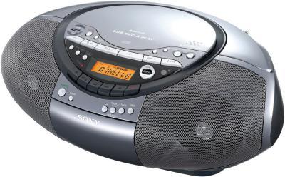 Магнитола Sony CFD-RS60 - общий вид