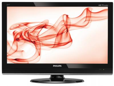 Монитор Philips 231T1LSB - вид спереди
