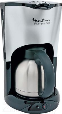 Капельная кофеварка Moulinex CJ 6005 Thermo Coffee - общий вид