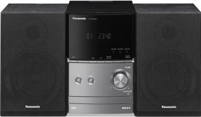 Микросистема Panasonic SC-PM200EP-S - общий вид