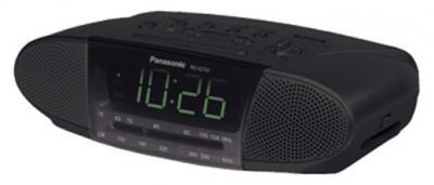 Радиочасы Panasonic RC-Q720EP-K - вид спереди