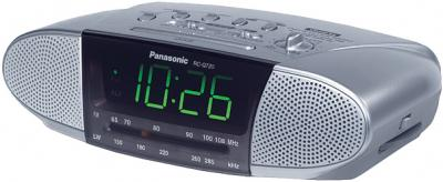 Радиочасы Panasonic RC-Q720EP-S - общий вид