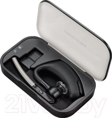 Односторонняя гарнитура Plantronics Voyager Legend - в чехле