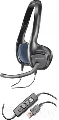 Наушники-гарнитура Plantronics Audio 628 - общий вид