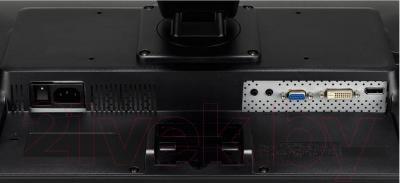 Монитор LG 24MB67PY - выходные разъемы