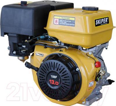 Двигатель бензиновый Skiper LT188 F - общий вид